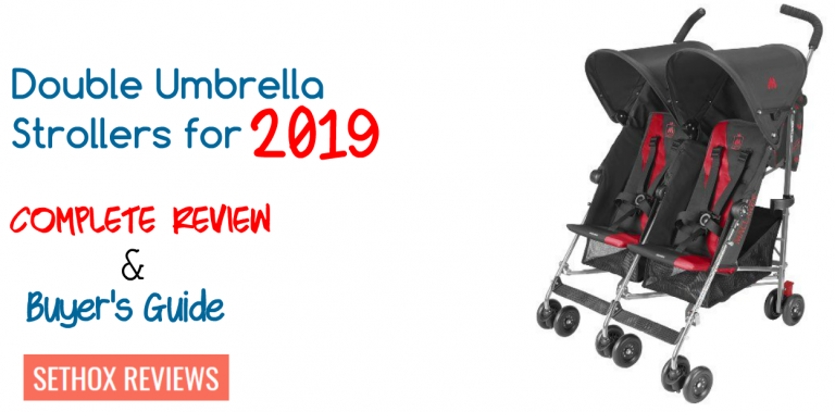 best double umbrella stroller reviews