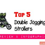 Best Double Jogging Strollers | Reviews & Infographics