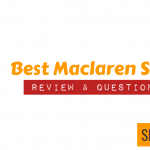5 Best Maclaren Strollers - Best Stroller For Children