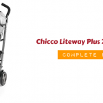 Chicco Liteway Plus 2-in-1 Stroller